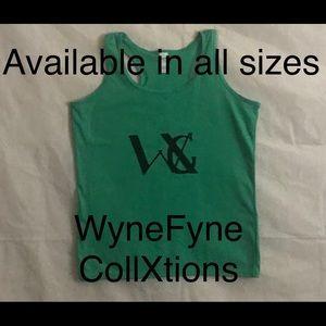 Tank Tops by WyneFyne CollXtions